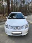 Toyota Avensis, 2011 год, 865 000 руб.