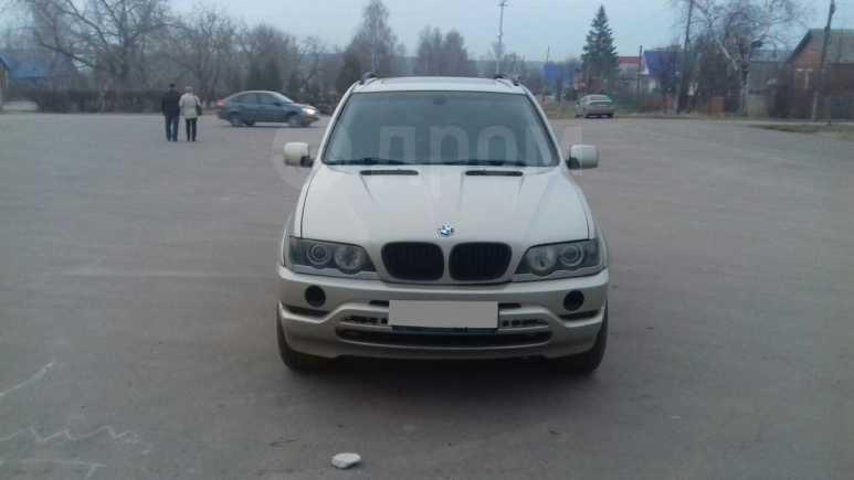 BMW X5, 2001 год, 357 000 руб.