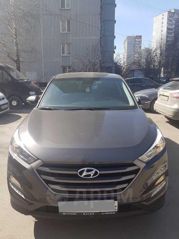 Hyundai Tucson, 2016 год, 1 250 000 руб.