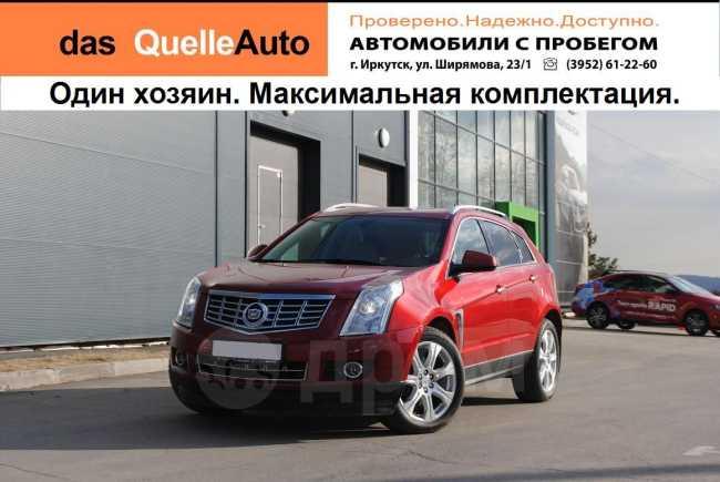 Cadillac SRX, 2014 год, 1 465 000 руб.