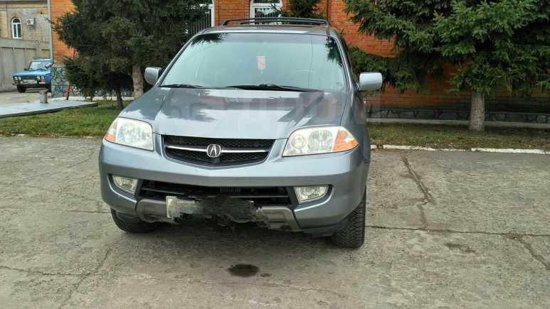 Acura MDX, 2002 год, 485 000 руб.