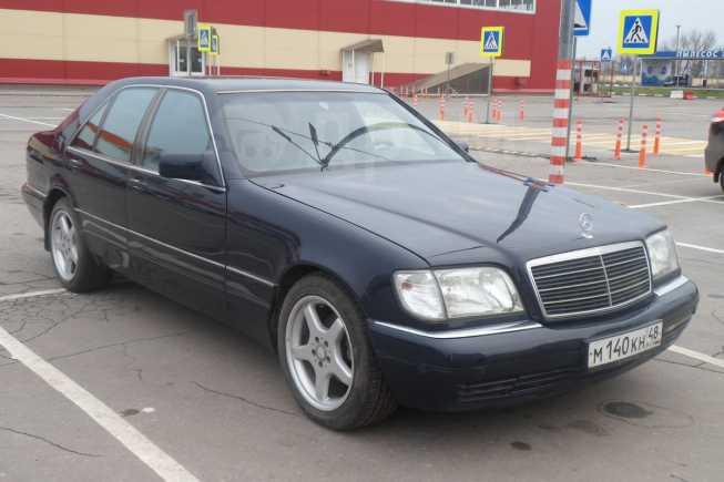 Mercedes-Benz S-Class, 1995 год, 355 000 руб.
