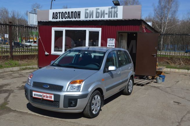 Ford Fusion, 2008 год, 355 000 руб.