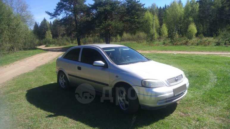 Opel Astra, 2003 год, 160 000 руб.