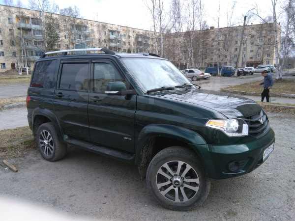 УАЗ Патриот, 2015 год, 750 000 руб.