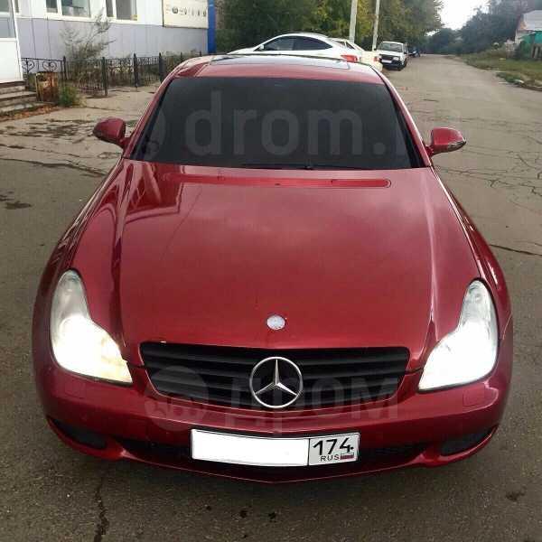 Mercedes-Benz CLS-Class, 2005 год, 650 000 руб.