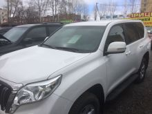 Toyota Land Cruiser Prado, 2016 г., Пермь