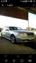 Mercedes-Benz S-Class, 2001 год, 240 000 руб.