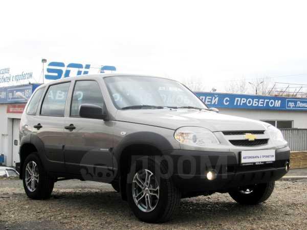 Chevrolet Niva, 2016 год, 494 900 руб.