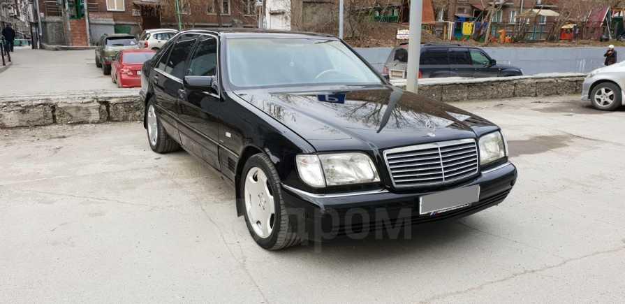 Mercedes-Benz S-Class, 1998 год, 1 300 000 руб.