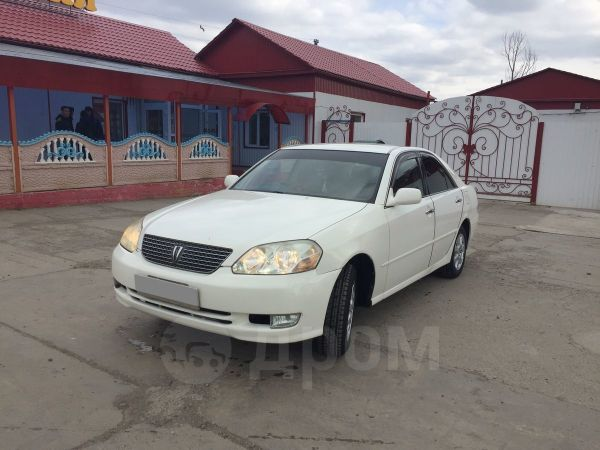 Toyota Mark II, 2001 год, 339 000 руб.