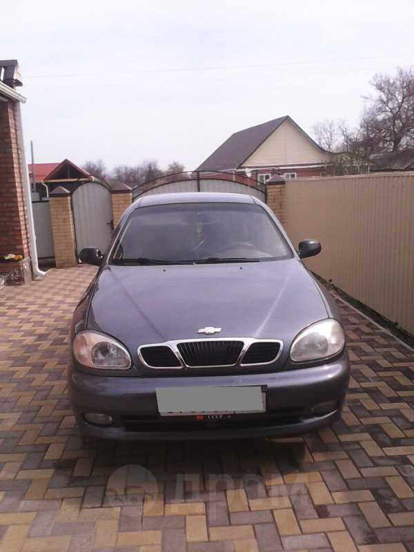 Chevrolet Lanos, 2006 год, 167 000 руб.