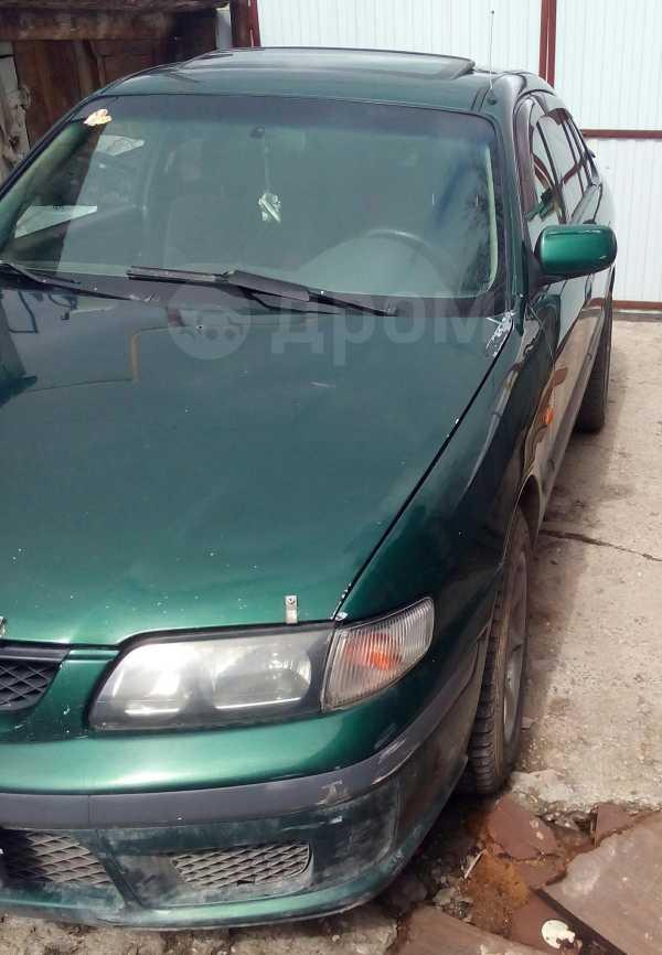 Mazda 626, 1998 год, 135 000 руб.