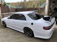 Иркутск Chaser 1995