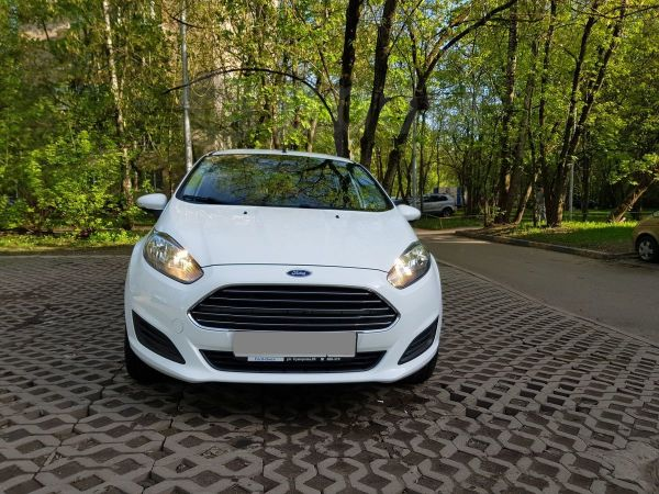 Ford Fiesta, 2016 год, 650 000 руб.