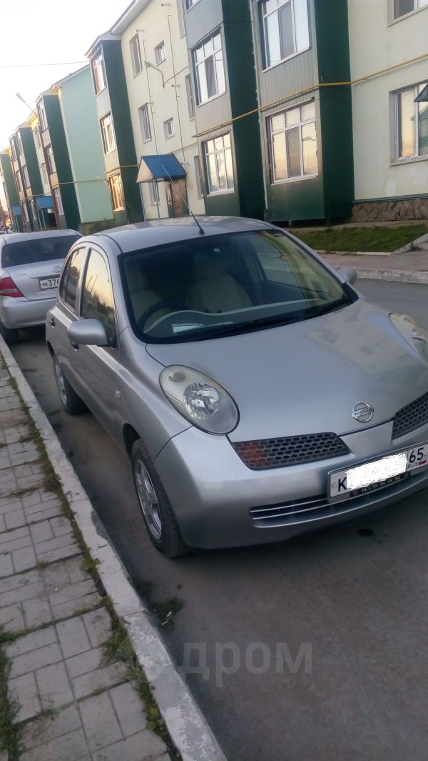 Nissan March, 2003 год, 250 000 руб.