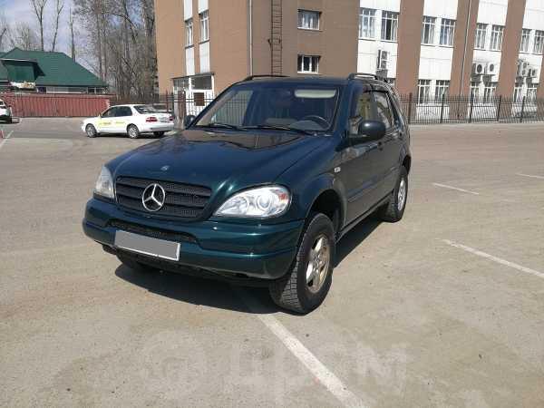 Mercedes-Benz M-Class, 1998 год, 260 000 руб.