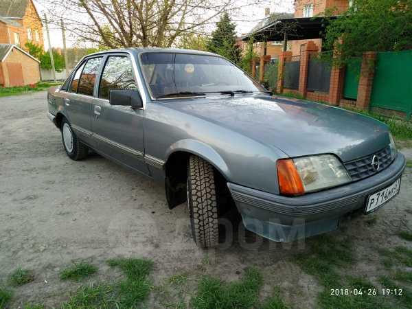 Opel Rekord, 1986 год, 60 000 руб.
