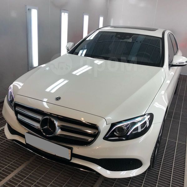 Mercedes-Benz E-Class, 2017 год, 4 000 000 руб.