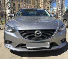 Коелга Mazda6 2012