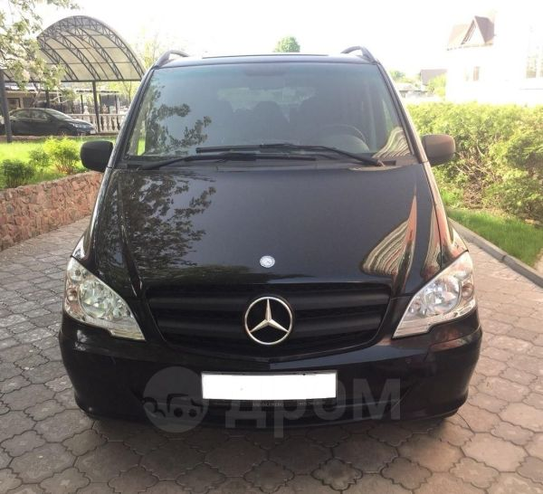 Mercedes-Benz Vito, 2011 год, 1 250 000 руб.