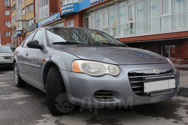 Chrysler Sebring, 2006 год, 265 000 руб.