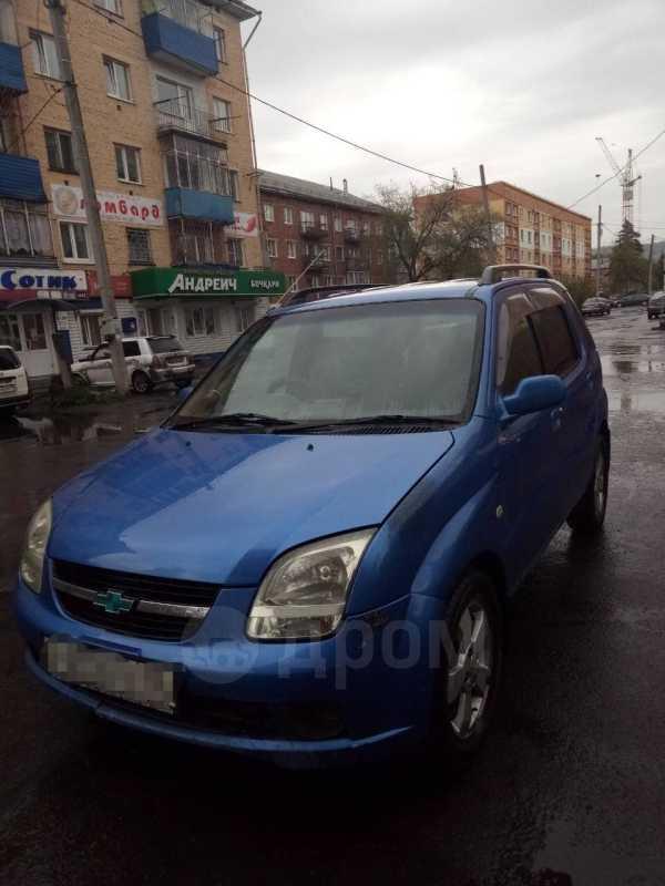 Chevrolet Cruze, 2002 год, 170 000 руб.