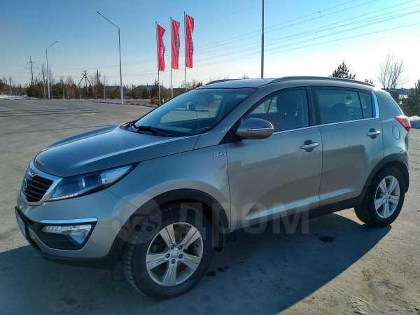 Kia Sportage, 2012 год, 920 000 руб.