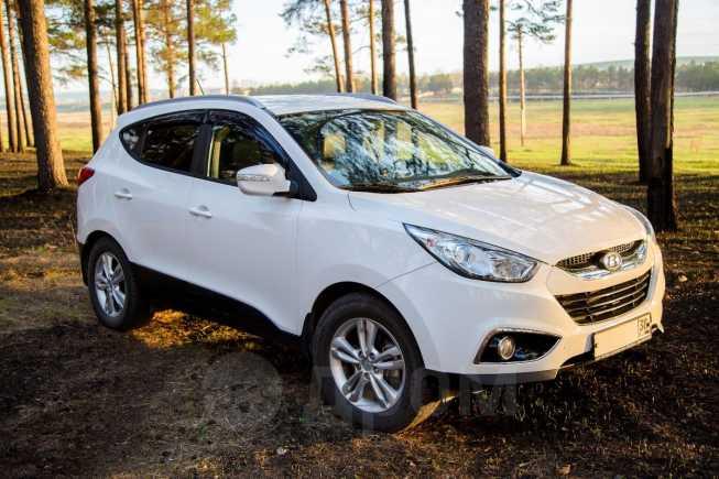 Hyundai ix35, 2013 год, 980 000 руб.