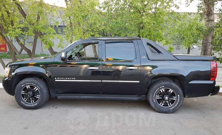 Chevrolet Avalanche, 2009 год, 1 500 000 руб.