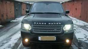 Санкт-Петербург Range Rover 2010