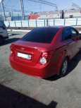 Chevrolet Aveo, 2012 год, 350 000 руб.