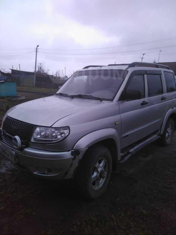 УАЗ Патриот, 2007 год, 338 000 руб.