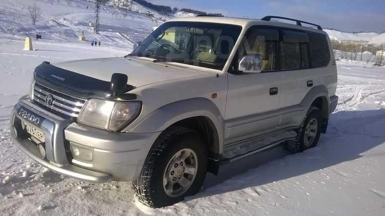 Toyota Land Cruiser Prado, 2001 год, 760 000 руб.