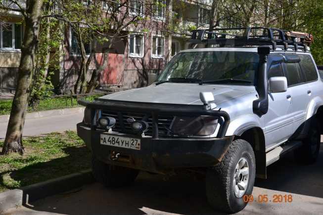 Nissan Safari, 1999 год, 500 000 руб.