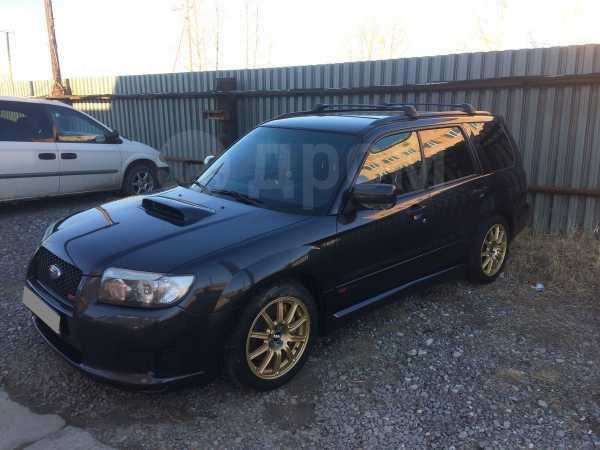 Subaru Forester, 2007 год, 800 000 руб.
