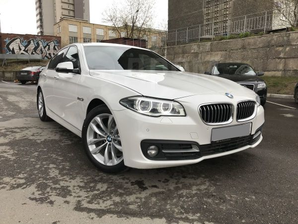 BMW 5-Series, 2016 год, 2 400 000 руб.