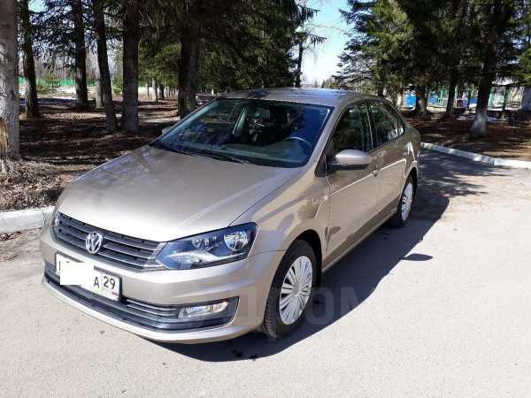 Volkswagen Polo, 2015 год, 570 000 руб.
