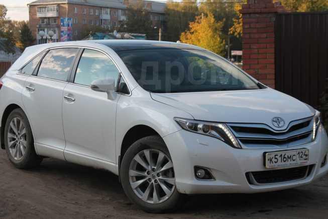 Toyota Venza, 2013 год, 1 490 000 руб.