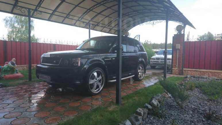 Land Rover Range Rover Sport, 2013 год, 1 650 000 руб.