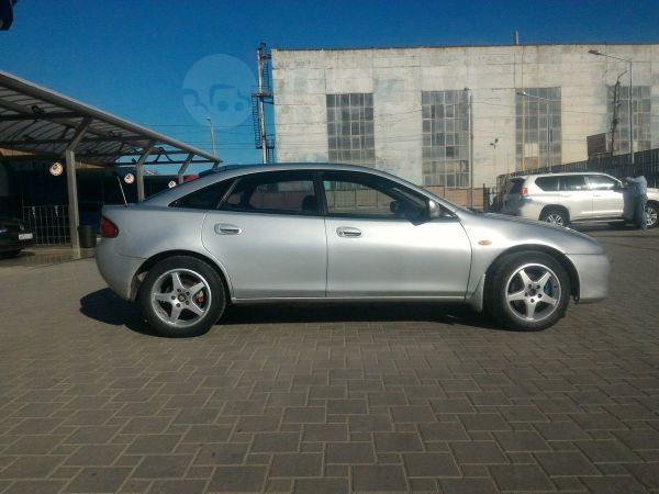 Mazda Lantis, 1994 год, 120 000 руб.
