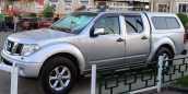 Nissan Navara, 2007 год, 480 000 руб.