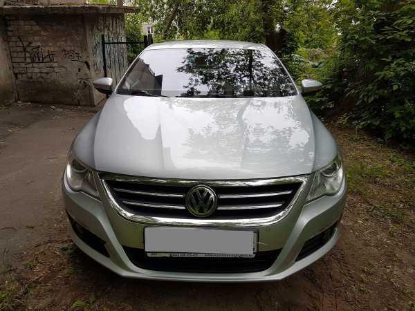 Volkswagen Passat CC, 2008 год, 625 000 руб.