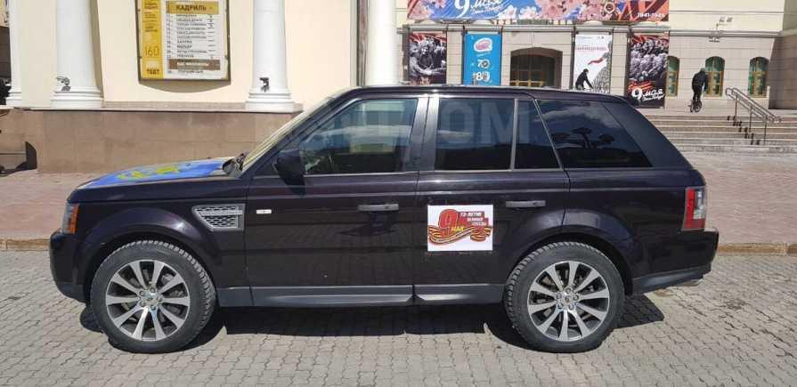 Land Rover Range Rover Sport, 2010 год, 949 999 руб.