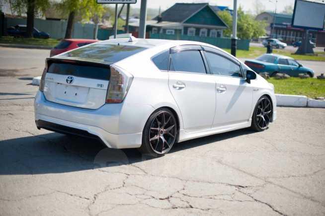 Toyota Prius, 2011 год, 689 999 руб.