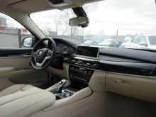 BMW X6, 2018 г., Новосибирск