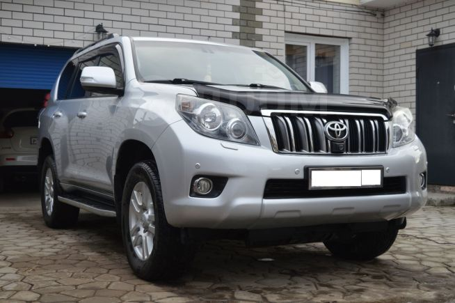 Toyota Land Cruiser Prado, 2009 год, 1 700 000 руб.