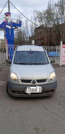 Renault Kangoo, 2002 г., Красноярск