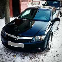 Тюмень Astra GTC 2008