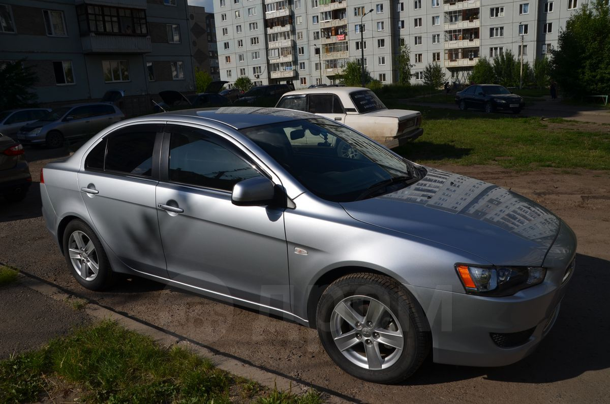 ветровики на mitsubishi galant 800 рублей